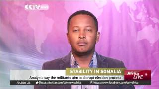 CCTV : Al-Shabaab Retakes Town Following Ethiopian Withdrawal