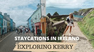 VLOG: EXPLORING KERRY, IRELAND   Louise Cooney