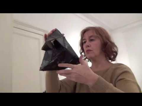 expo Jeanpascal Fevrier chez Flux danse Judith Kazmierczak
