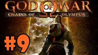 God of War: Chains of Olympus. Серия 9 [Финал]