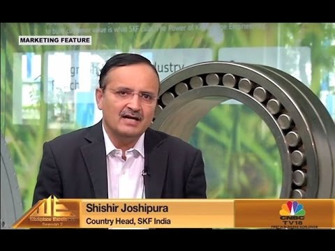 Workplace Excellence features SKF India