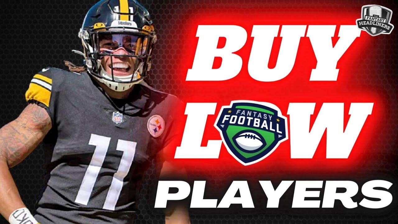 2021 Fantasy Football - Week 3 Buy Low Players To Target - Fantasy Football Advice