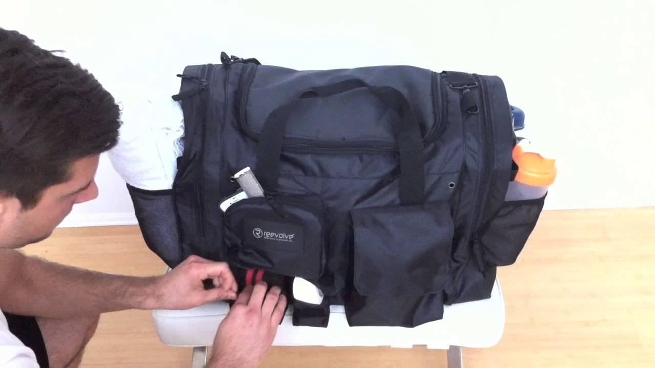 f371a9e44fc3 ReEvolve BRAWN Bag - YouTube