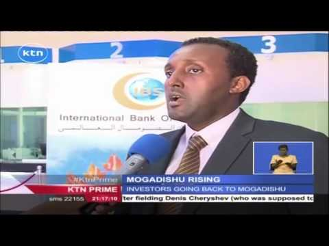 Somalia's capital Mogadishu emerging as the newest business destination in East Africa
