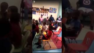 "Teachers need a Raise. Bad Kid Tells Teacher to ""Shut the F*** up"""