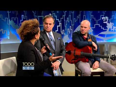 Todo Seu - Musical: Graça Cunha (27/07/2015)