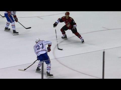 Galchenyuk snipes one past Smith to end thrilling overtime
