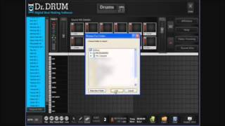 dr drum beat software make sick beats dubstep rap hip hop etc