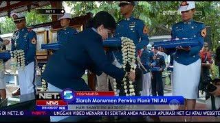Video Ziarah Monumen Perwira Pionir TNI AU - NET5 download MP3, 3GP, MP4, WEBM, AVI, FLV Agustus 2018