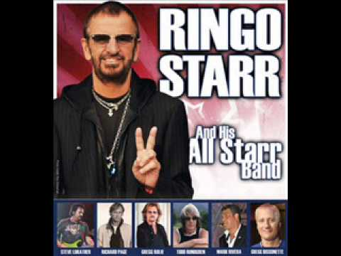 Ringo Starr All Starr Band Mark Rivera with Honolulu, Hawaii