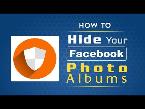 How to Make Your Photo Albums Private on Facebook