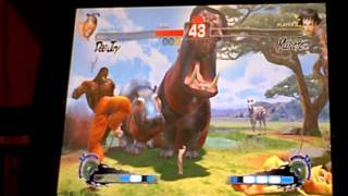 SSFIV LARL Matches - Deejay (sh1Nd) vs Makoto (Siamakusa)