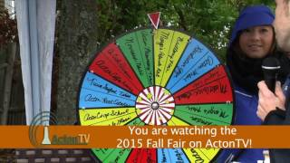 West Acton Fall Fair 10/3/15