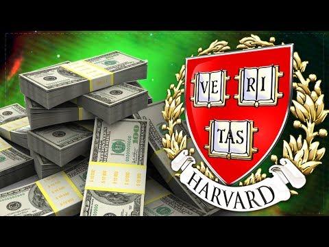 Harvard Magazine On Spending Per Student - Richard Wolff