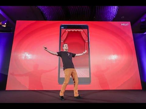 Xiaomi launches MIUI 7 in India