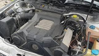Видео работы двигателя ауди 100 с4 2.8 aah