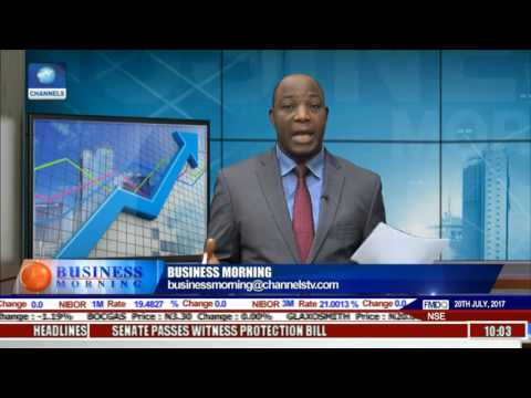 Business Morning: Reviewing NSE Market,Presco Oil Performances Pt 1