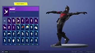 SELLING fortnite account $25 in ps4 or iTunes gift card comment down below