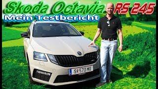 Skoda Octavia RS245 | Mein Testbericht