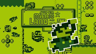 Super Mario Land - Pier Edition (New Levels for SML) (Full Playthrough)