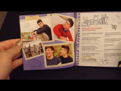 ONE DIRECTION-UP ALL NIGHT THE MEXICAN SOUVENIR Edition Unboxing