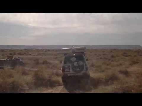 Sortie de l'erg Chebbi Maroc 2014