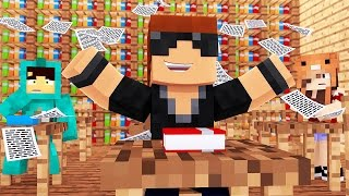 MINECRAFT SCHOOL IS BACK!! | Minecraft Roleplay
