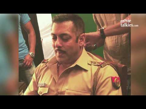 Dabangg 3 Movie 2017 Shooting - Salman Khan, Arbaaz Khan - On Location Pics