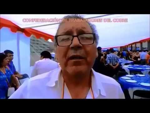 11º Congreso Nacional de la Central Unitaria de Trabajadores (CUT)