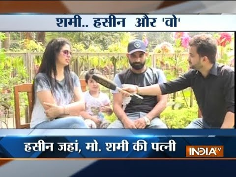 Cricketer Mohammed Shami's wife accuses pacer of having extra-marital affairs, domestic violence