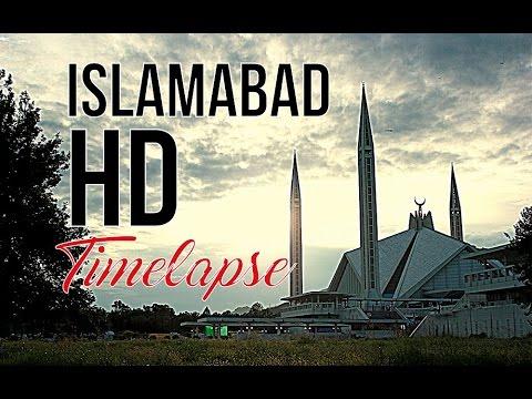 ISLAMABAD TIMELAPSE!! HD!!