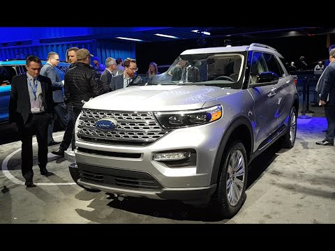 2020 Ford Explorer HYBRID - The Most Fuel-Efficient Large SUV?