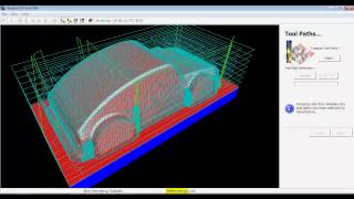Boxford Cadcam Design Tools Software 3d Geocam Stl 3d Model Import Wizard Overview By Boxford