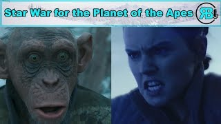 NEW Star Wars Writer & Planet of the Bad Apes - Podcast #31