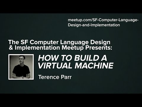How to Build a Virtual Machine