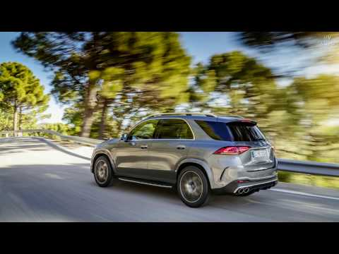 2020 New Mercedes-benz GLE 53 AMG Review