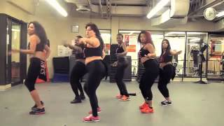 Zumba African Azonto- Shake by Flavour