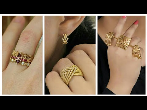 latest-gold-ring-design//engagement-gold-rings-/wedding-gold-rings-ideas-collection-2020
