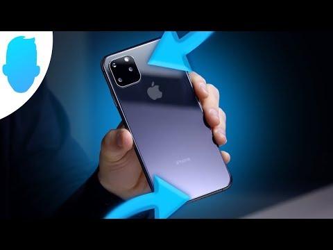 Таким будет IPhone 11!