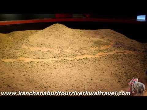 Hellfire Pass Memorial Museum Remembering the Railway Kanchanaburi Thailand