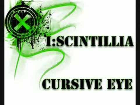 I:scintilla - Cursive Eye