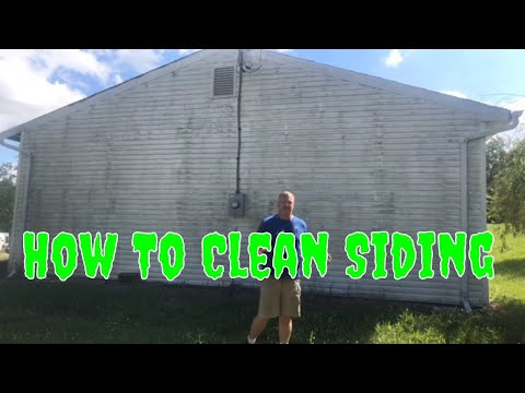 How To Pressure Wash Your House Without Damaging It!