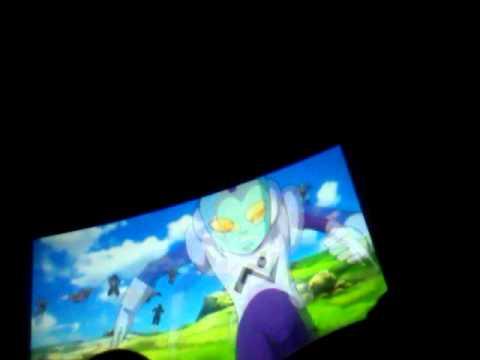 Dragon Ball Z la Resurrecion de Freezer  EL PRE-ESTRENO