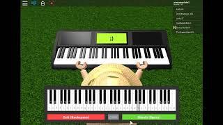 Demons Roblox piano