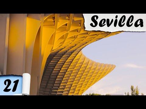 Siviglia: cosa vedere GRATIS in città! [ENG subs]