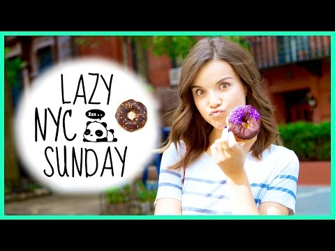Wake Up With Me! Lazy Sunday in NYC thumbnail