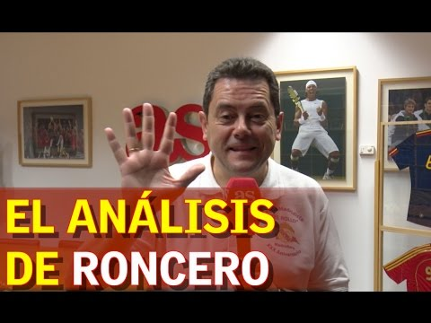 """REAL MADRID 5-1 LEGIA   Roncero: """"Lucas y Morata, vosotros sois el Real Madrid"""""""