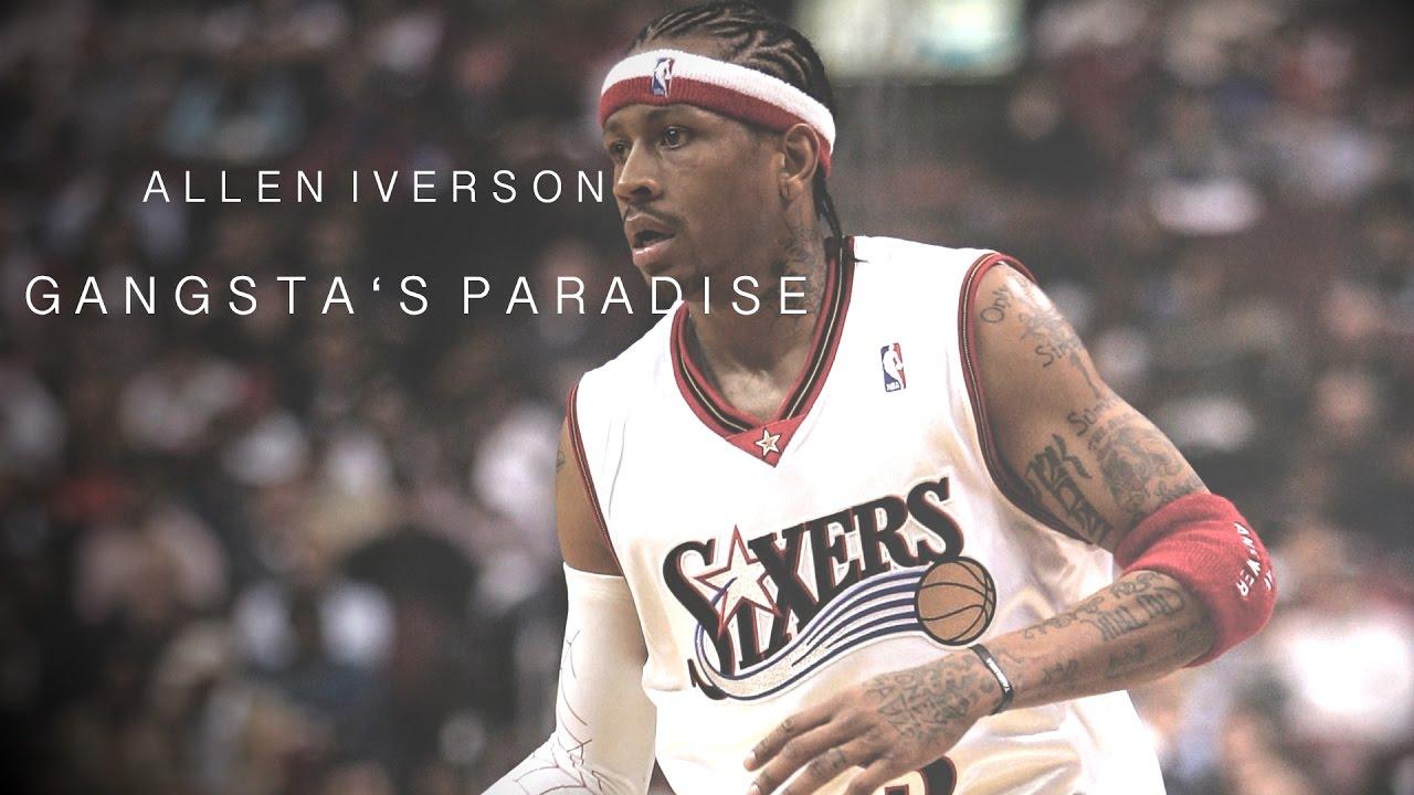 "Allen Iverson Mix ""Gangsta s Paradise"" ʜᴅ"