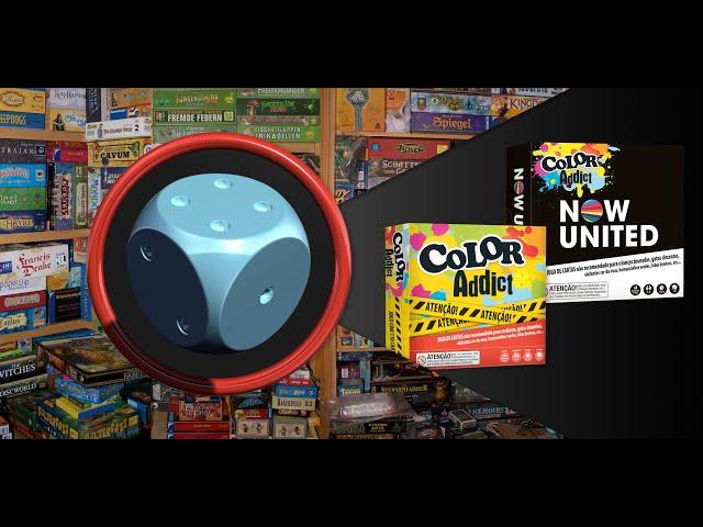 Color Addict - Como Jogar