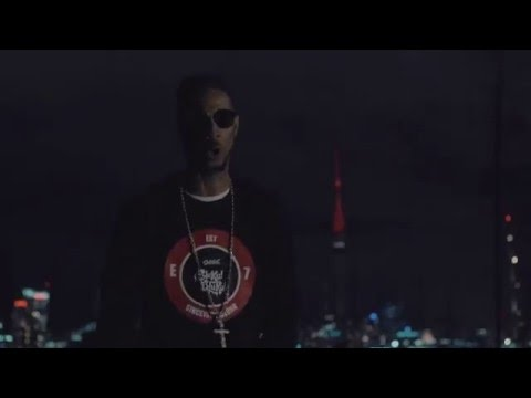 D Double E freestyle in Auckland, New Zealand 2016